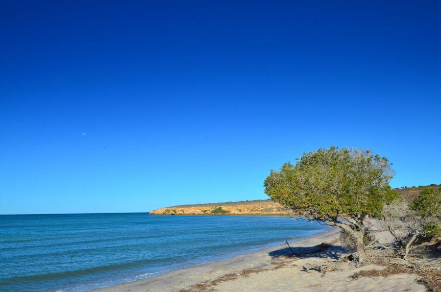 Dirk Hartog Island VK2IAY/6 Louisa Bay.