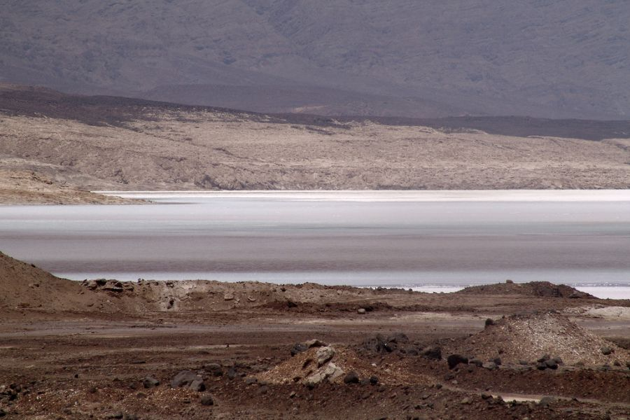 Djibouti J28PJ DX News Lake Assal.