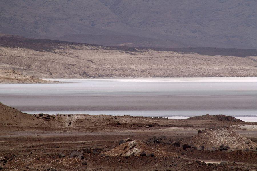 Djibouti J28PJ DX News Lake Assal.