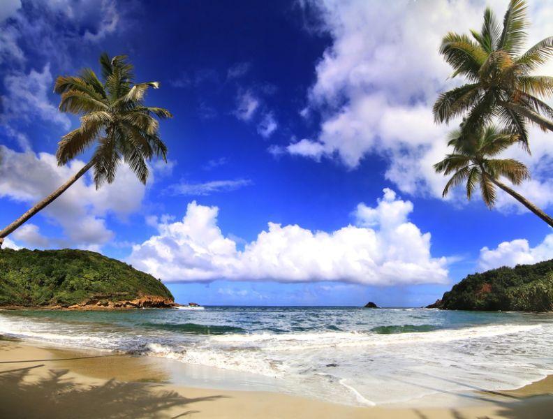 Остров Доминика J79AWU Туристические достопримечательности