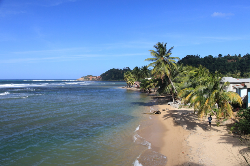 Dominica Island J79AWU