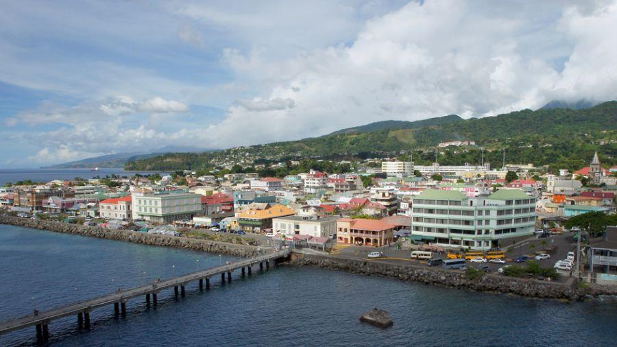 Dominica Island J79JA Tourist attractions