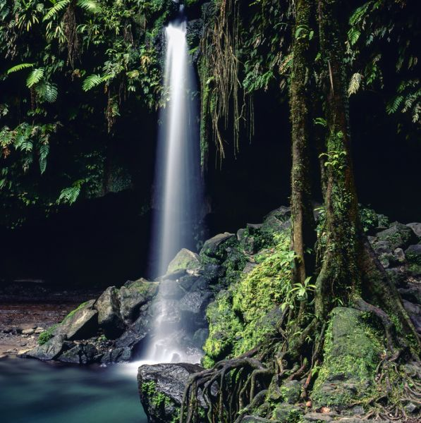 Dominica Island J79XE Tourist attractions