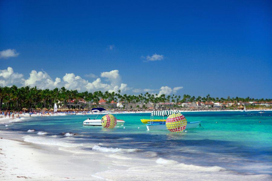 Dominican Republic HI7/YV5IAL Punta Cana