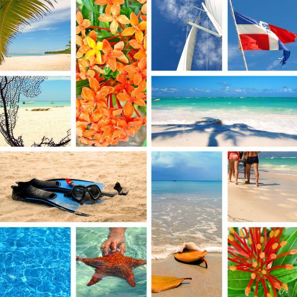 Доминиканская Республика HI7/DJ0ML DJ0ML/HI7 Туристические достопримечательности