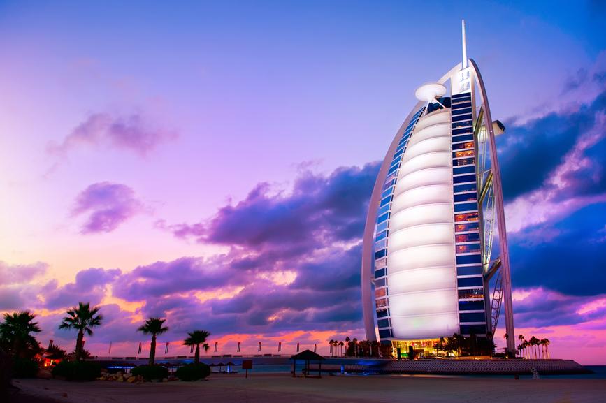 Дубай A6/DL3YM