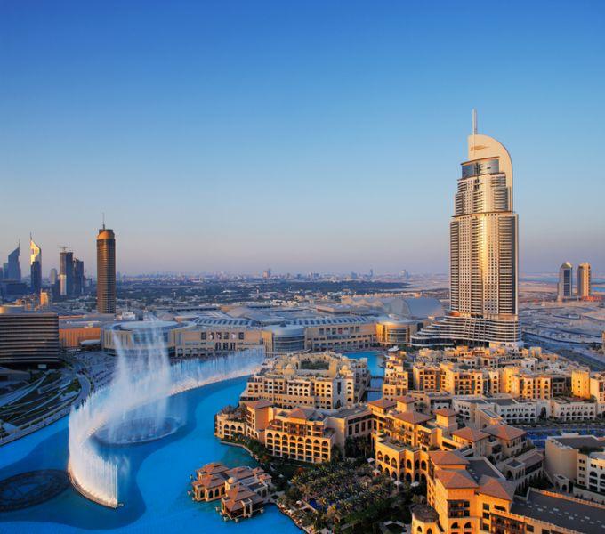 Dubai A6/M0DXR Tourist attractions