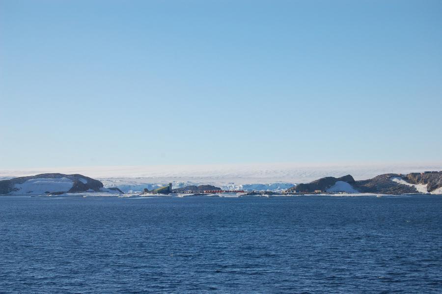 Станция Дюмон-д'Юрвиль, Геологический архипелег, Земля Адели, Антарктида FT3YL