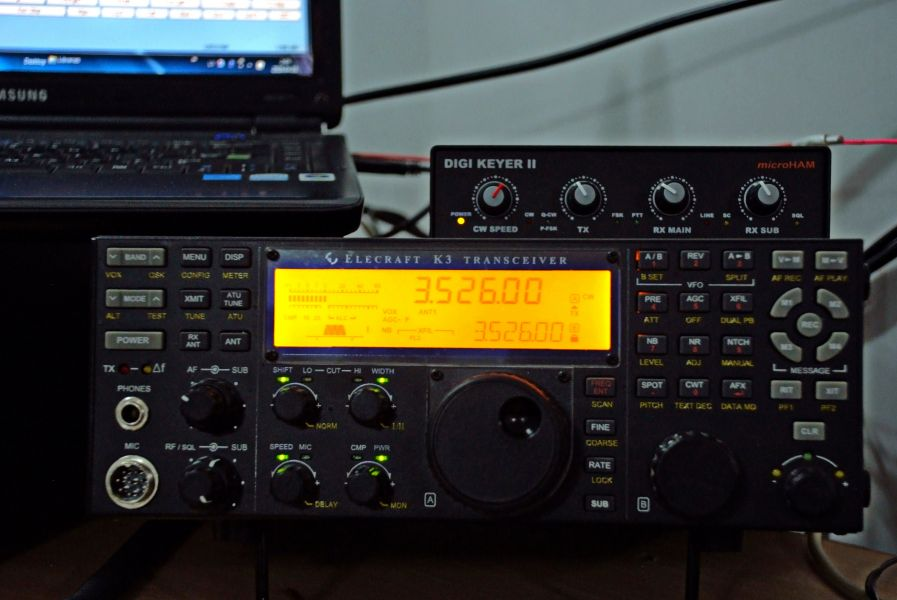 EP2A Iran Noise level on 80m