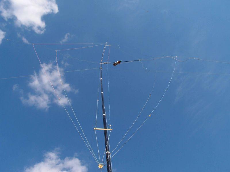 Вид антенны 3 El VDA