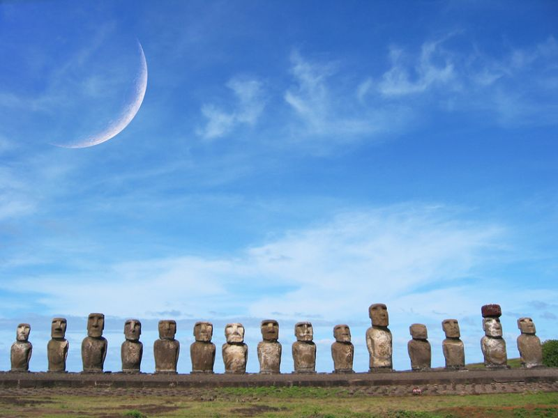 Easter Island CE0Y/RW3RN DX News