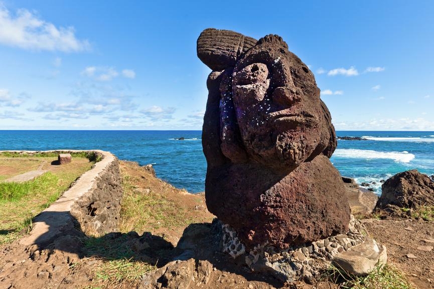 Остров Пасхи CE0Y/RW3RN Туристические достопримечательности