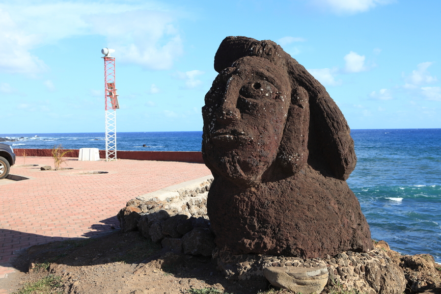 Остров Пасхи CE0Y/DK5VP CE0Y/DL8LR Туристические достопримечательности