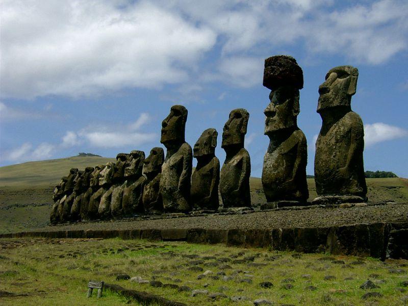 Easter Island CE0Y/LU9EFO