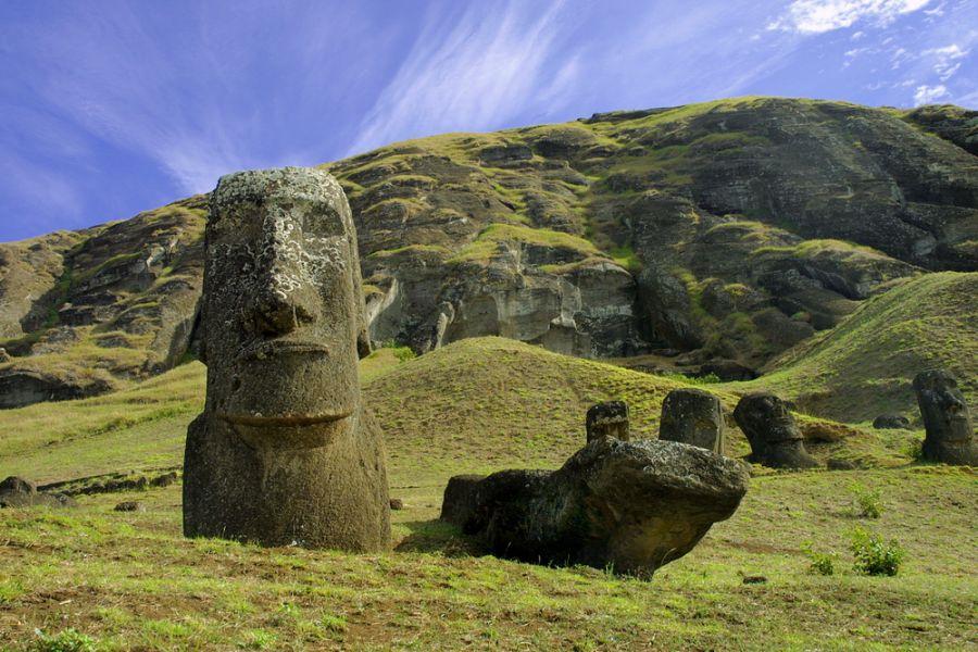 Easter Island CE0Y/RZ3FW CE0Y/R4WAA DX News
