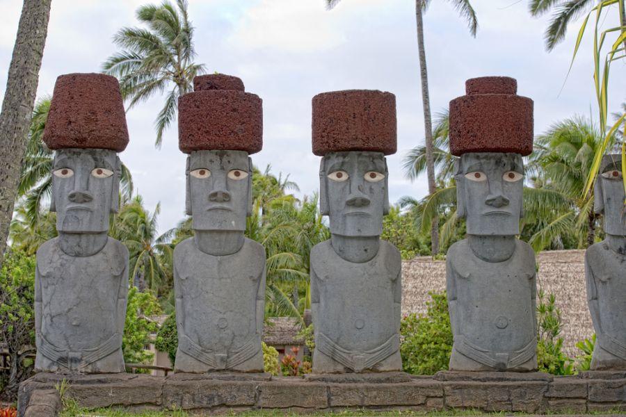 Easter Island CE0Y/RZ3FW CE0Y/R4WAA