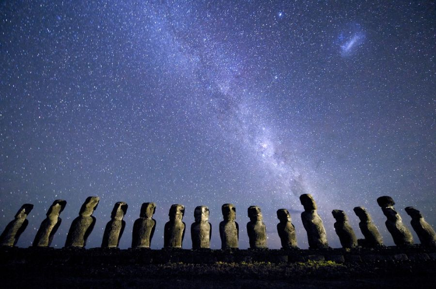 Easter Island XR0YS Tourist attractions spot