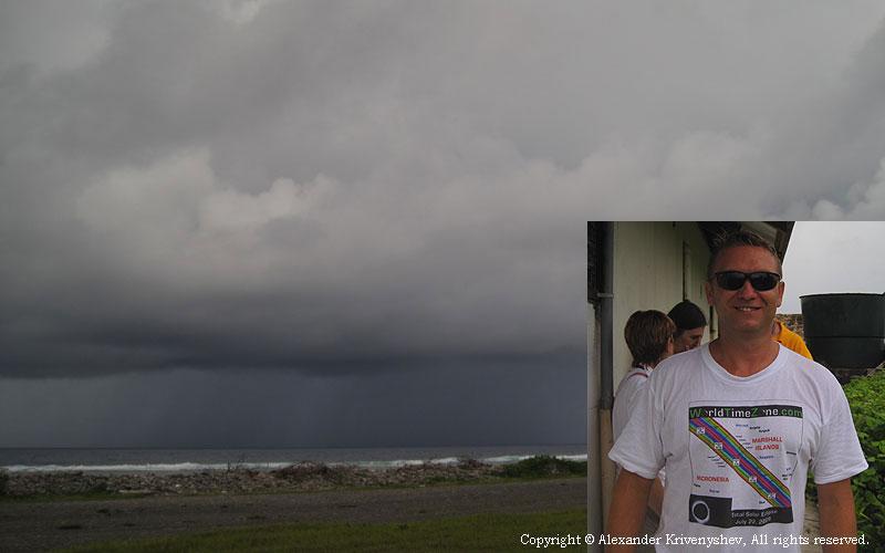 Солнечное затмение Маршалловы острова 2009