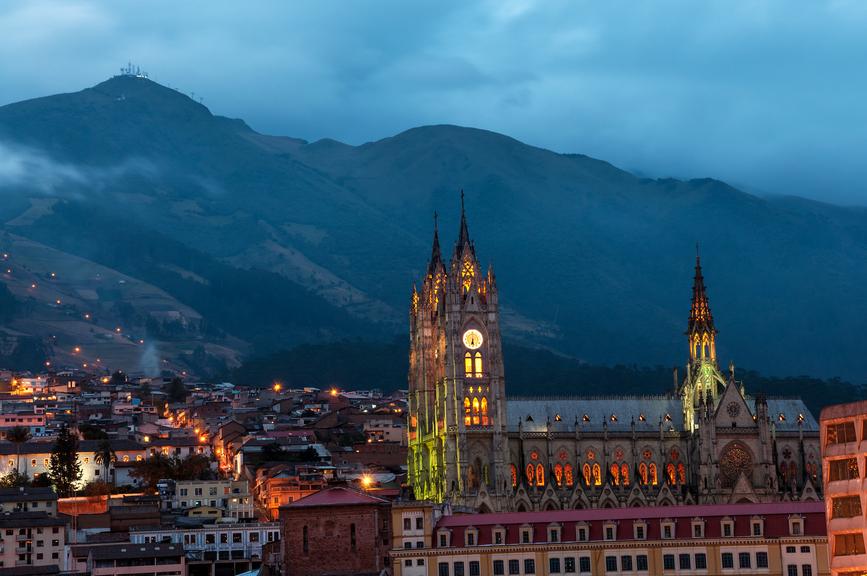 HCPF Ecuador News Information - Capital of ecuador