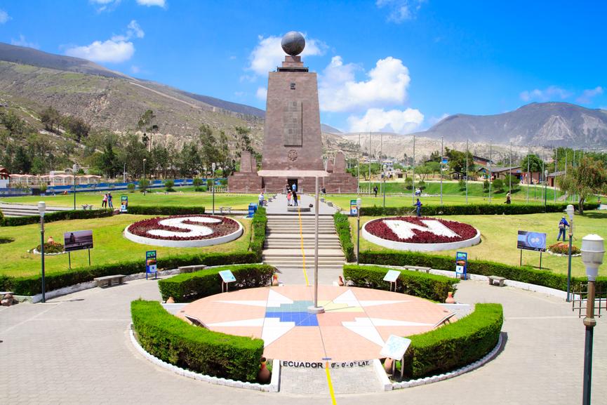 Ecuador HD2A Tourist attractions