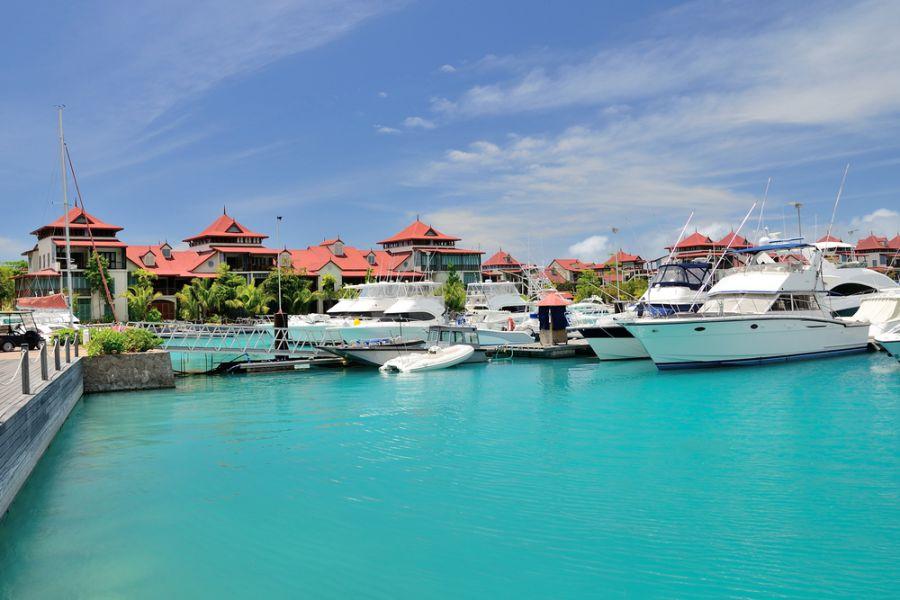 Остров Эден Сейшельские острова S79KB