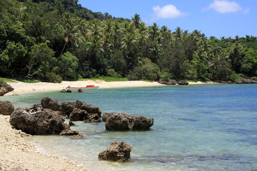 Остров Эфате YJ0MT Вануату