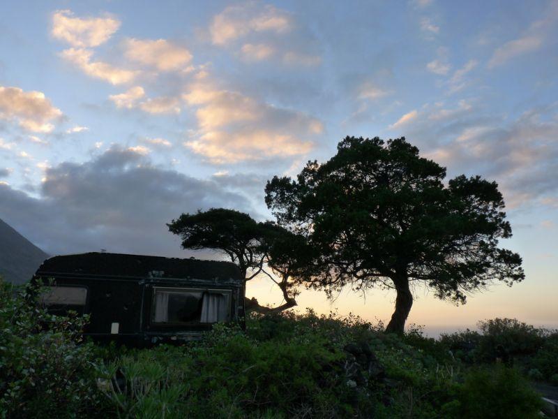 El Hierro Island EA8/HB9FIH Canary Islands DX News