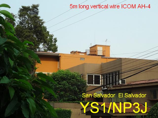 El Salvador YS1/NP3J Photo Picture