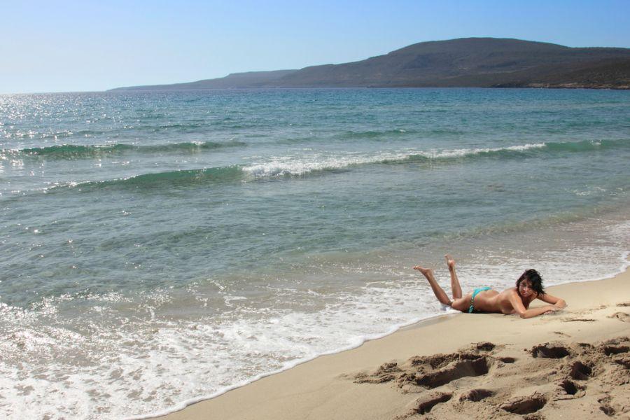 Elafonisos Island SV8/IZ4JMA Tourist attractions spot