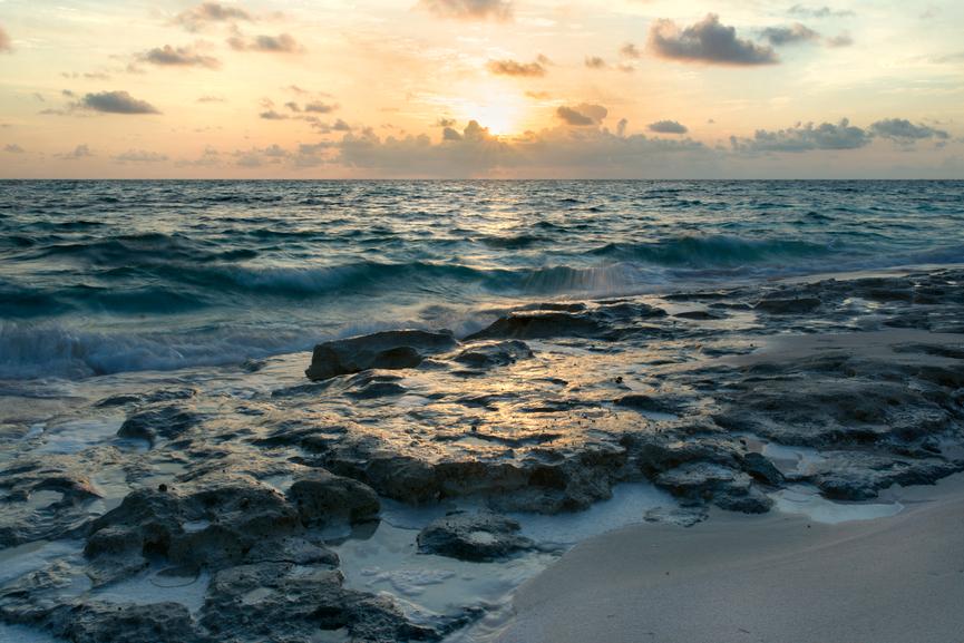 Остров Эльютера Багамские острова C6AJB Туристические достопримечательности