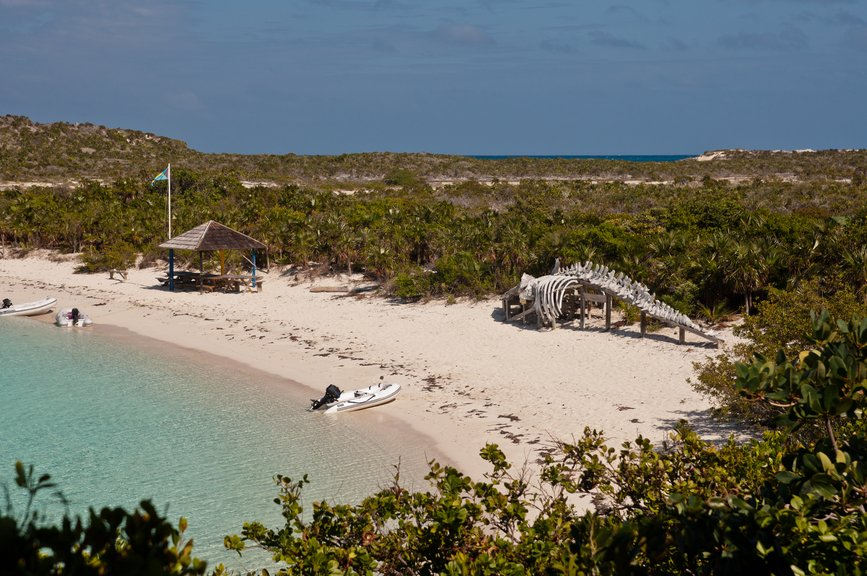 Exuma Islands C6ADX C6AYL Tourist attractions