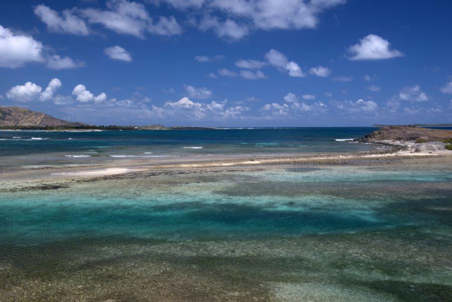 Saint Martin Island FS Tourist attractions spot