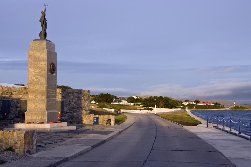 Фолклендские острова VP8KF VP8KF/100 DX Новости
