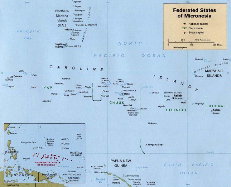 Falalop Island Ulithu Atoll V63CO