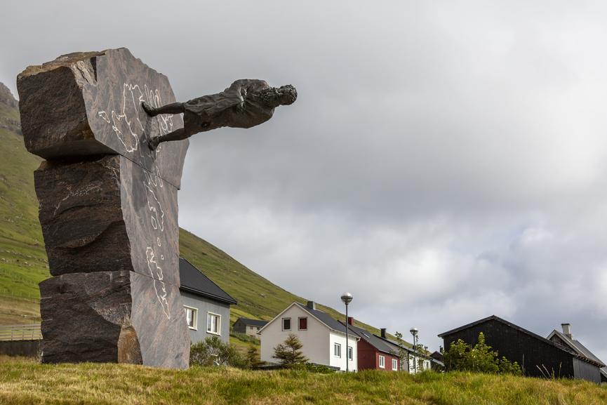 Фарерские острова OY/DG6TOM Туристические достопримечательности