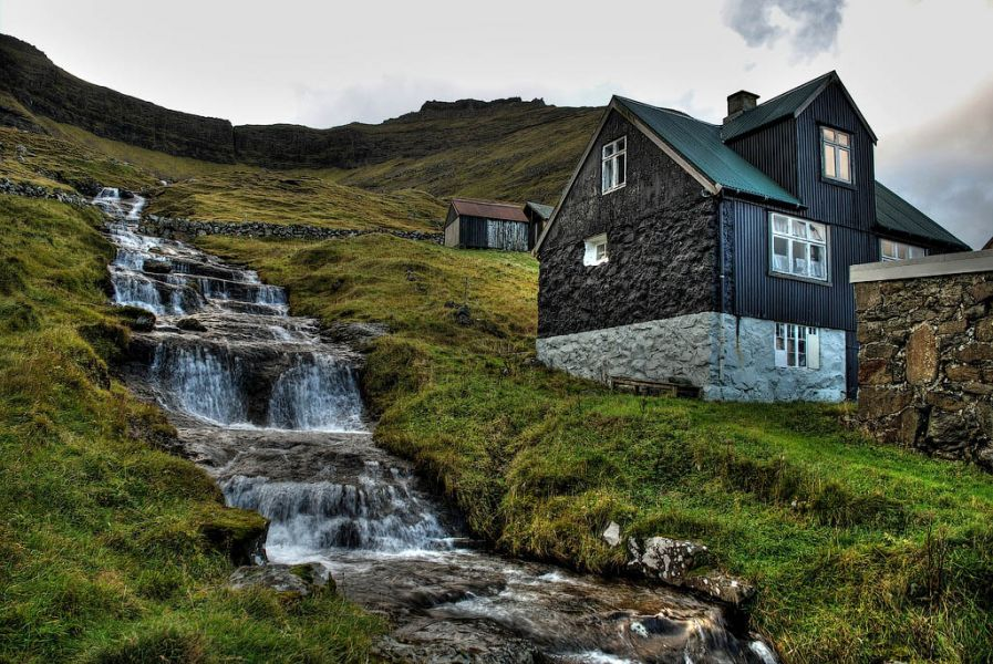 Faroe Islands OY/DL2JRM Tourist attractions