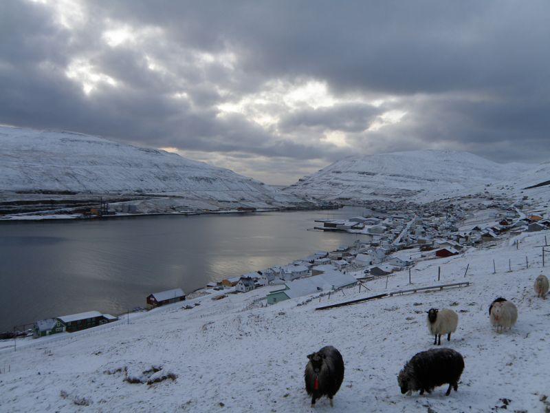 Фарерские острова OY/ON6NB Туристические достопримечательности