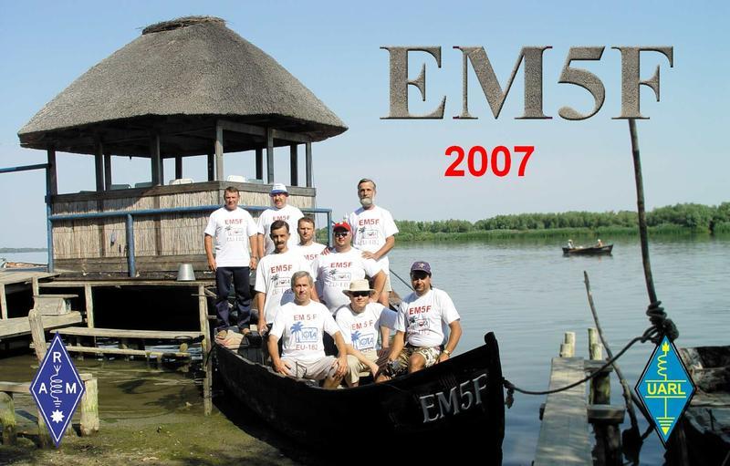 Fericirii Island EM5F