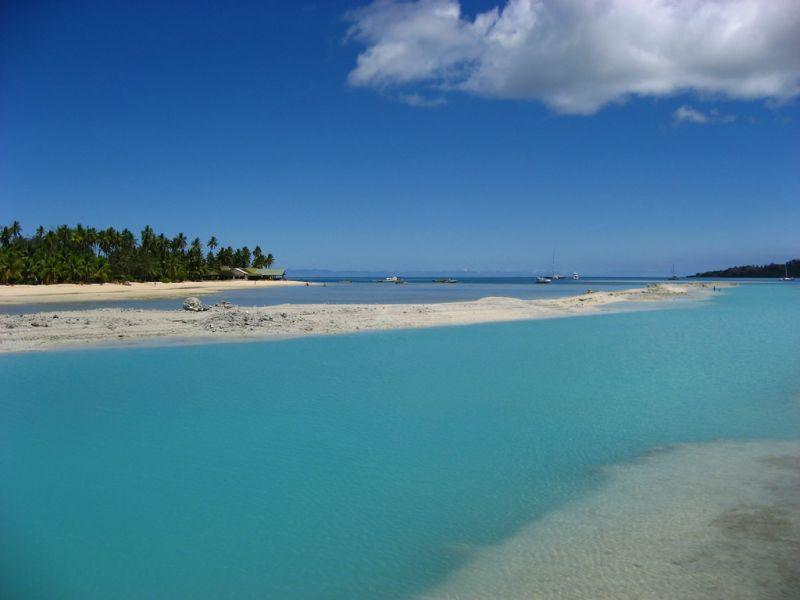 Fiji 3D2GG Tourist attractions spot