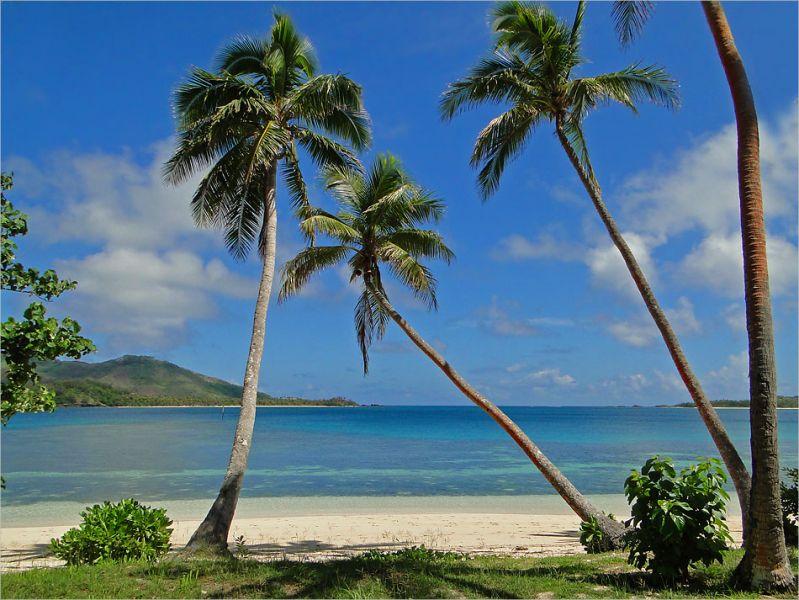 Остров Тавеуни Фиджи 3D2AC 3D2CO 3D3LJ 3D2TR