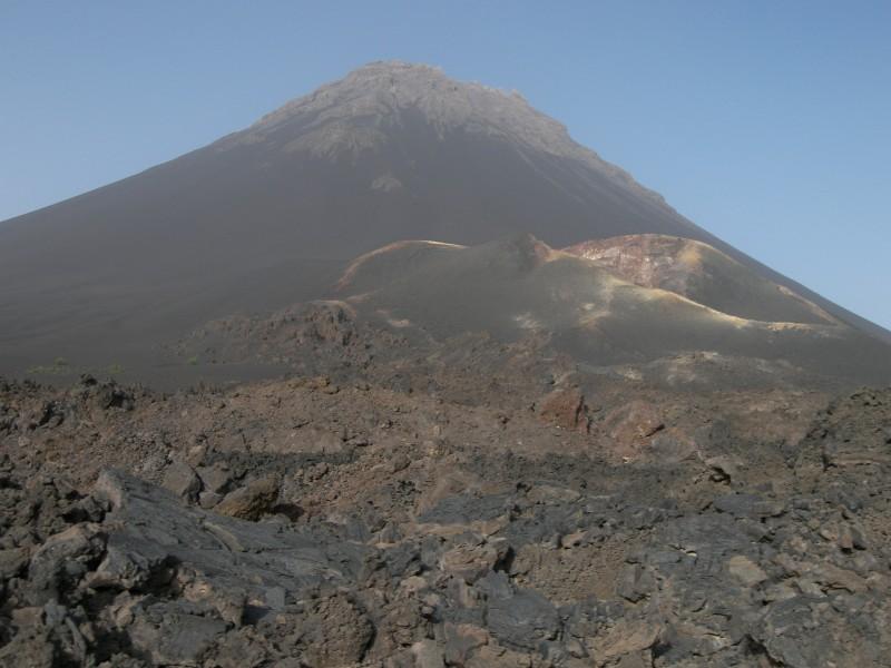 Fogo Island D44TS Cabo Verde Cape Verde Volcano.
