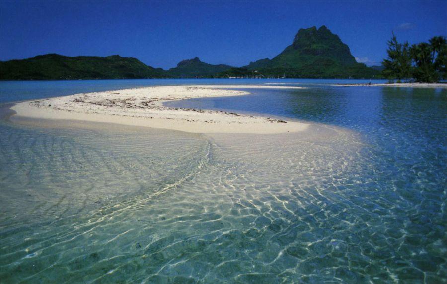 Французская Полинезия Остров Бора Бора FO/KO6KO