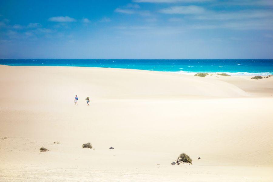 Fuerteventura Island EA8/IW2NEF Tourist attractions spot