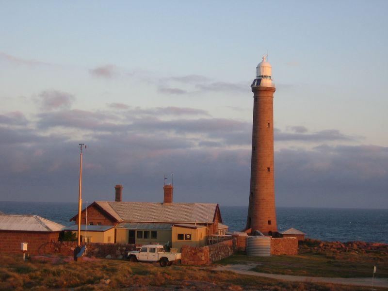 Gabo Island VK5CE/3 Lighthouse