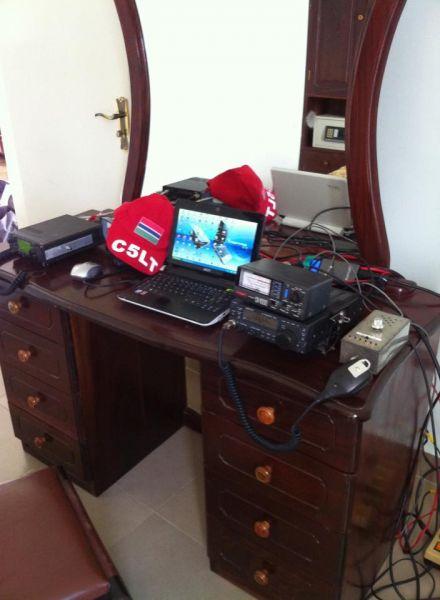 Gambia C5LT C5C Picture