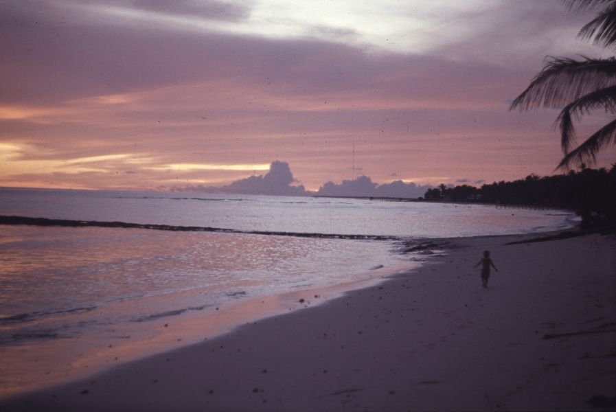 Tarawa Island Gilbert Islands Kiribati T30COW Tourist attractions spot