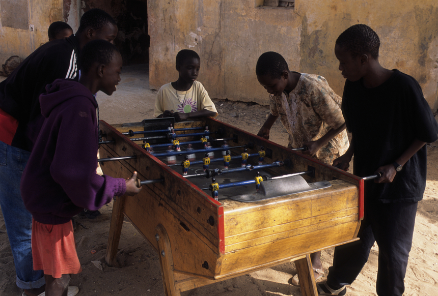 Goree Island 6V1A DX News
