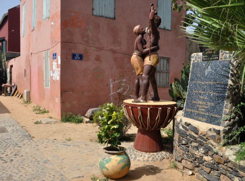 Goree Island Senegal 6V1IS Tourist attractions spot