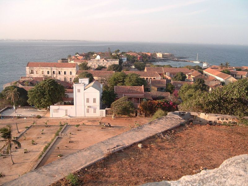 Goree Island Senegal 6V1IS
