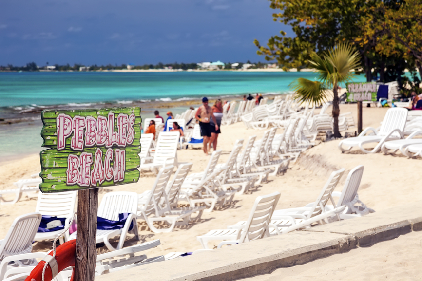 Grand Cayman Island ZF2UL Tourist attractions